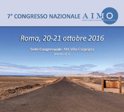 7° congresso nazionale AIMO
